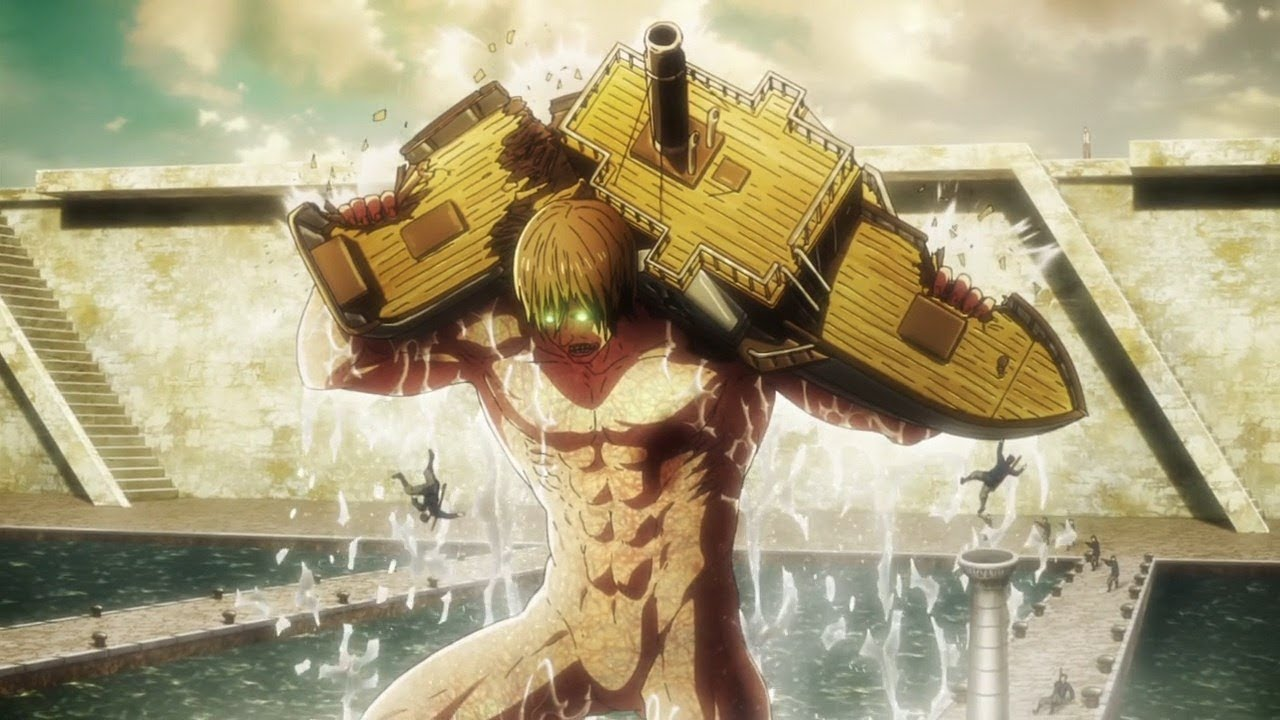 Shingeki no Kyojin Season 3 Part 2 Episode 9 English Subbed